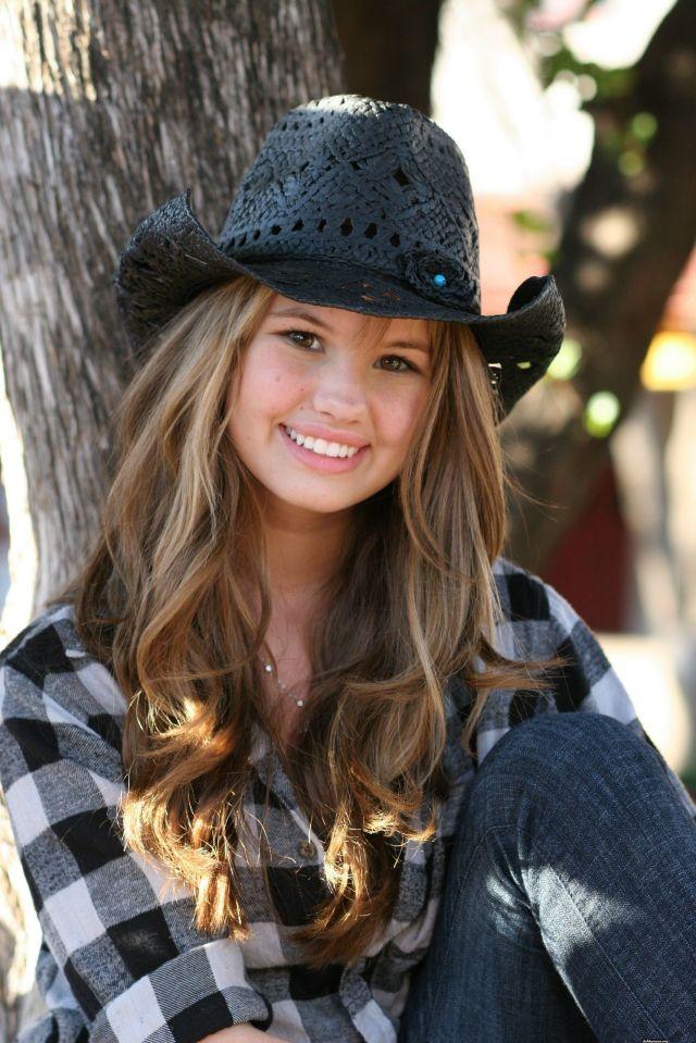 Debby Ryan - Cowgirl