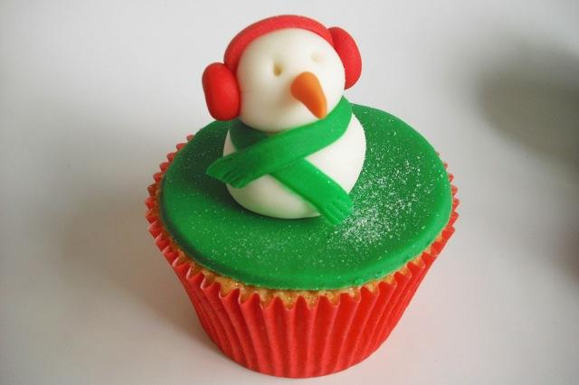 cupcakes natal 2